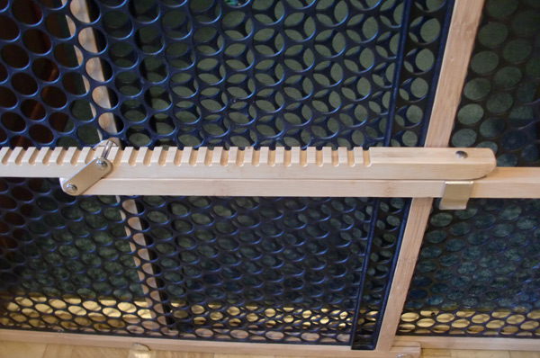 Safety 1st Natural Bamboo Gate Review Dad S Baby Blog